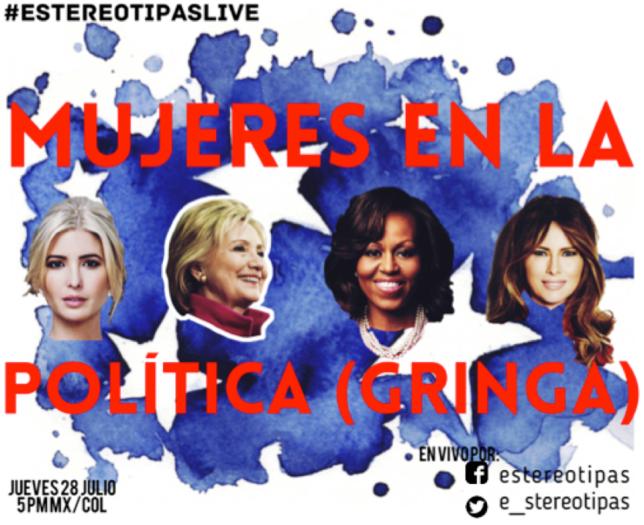 mujeres política